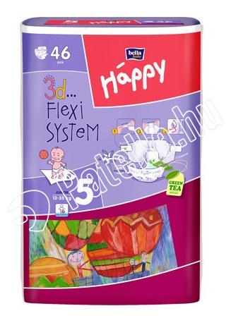 BELLA BABY HAPPY JUNIOR BIGP.12-25KG 58X