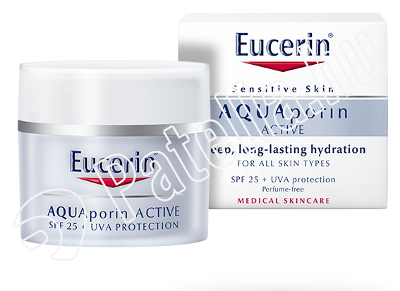 EUCERIN AQUAPORIN ACTIVE SPF25 ARC69781*