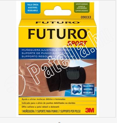 FUTURO CSUKLORÖGZITÖ SPORT S 09033