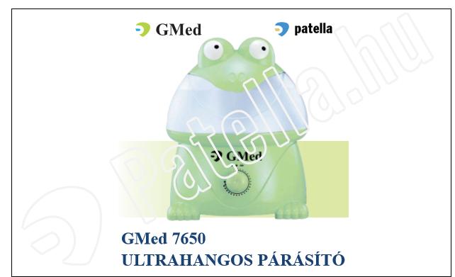 ULTRAHANGOS PARASITO GMED 7650