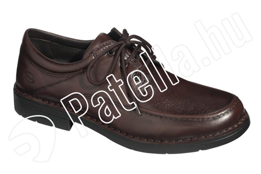 Scholl Fedro Laces sötétbarna cipő