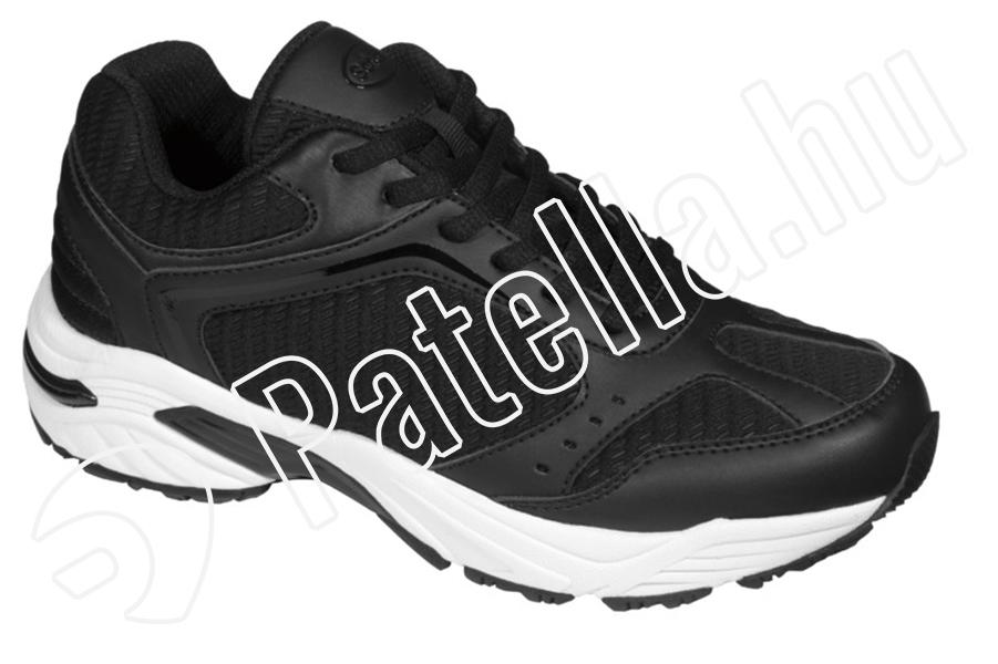 Scholl Sprinter Brisk fekete szabadidőcipő